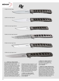 BOKER BOKER PLUS URBAN TRAPPER