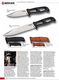 BOKER COUTEAUX GERMAN EXPEDITION