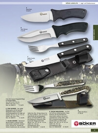 couteaux chasseurs COUTEAUX BOKER ARBOLITO