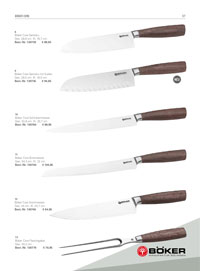 KITCHEN KNIVES BOKER CORE