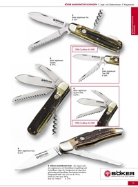 pocketknives hunting HUNTING KNIVES BOKER