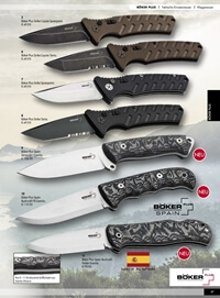 BOKER NAVAJAS PLUS SPAIN BOKER
