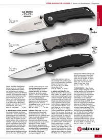 BOKER TACTICAL KNIVES BOKER