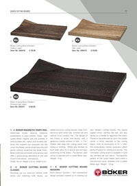 BOKER BOKER CUTTING BOARDS