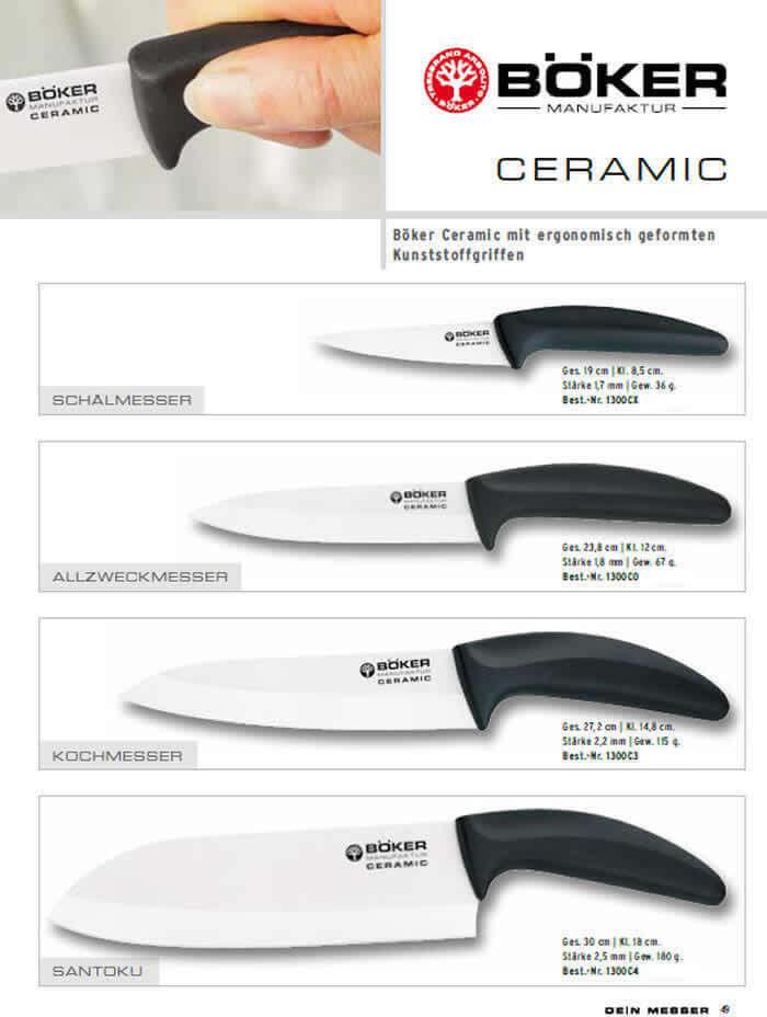 couteaux ceramique boker coutellerie professionnelle cuisiner coutellerie. Black Bedroom Furniture Sets. Home Design Ideas