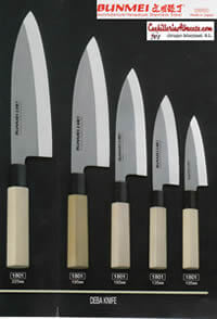 professional knives cook DEBA KNIFE