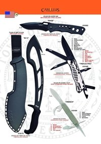 pocketknives tactical MACHETE M-13 AND POCKET KNIVES