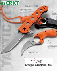 tactical knives  CRKT ER  KNIVES EMERGENCIES