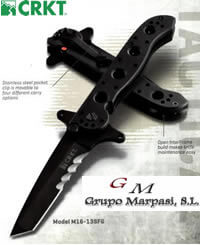 hunting knives  CRKT M16 SPECIAL FORCES