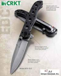 pocketknives tactical CRKT M16 Z EDC TACTICAL POCKET KNIVES
