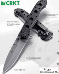 pocketknives tactical CRKT M16 Z TACTICAL POCKET KNIVES