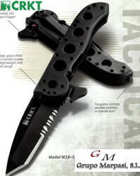 CRKT CRKT M16 ZLEK TACTICAL KNIVES
