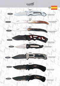 pocketknives tactical ALUMINUM KNIVES 3