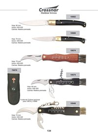 hunting knives  KNIVES FOR MUSHROOMS