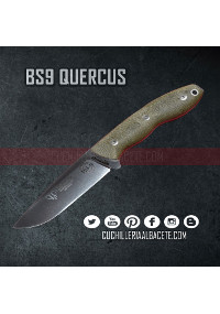 tactical knives survival BS9 QUERCUS
