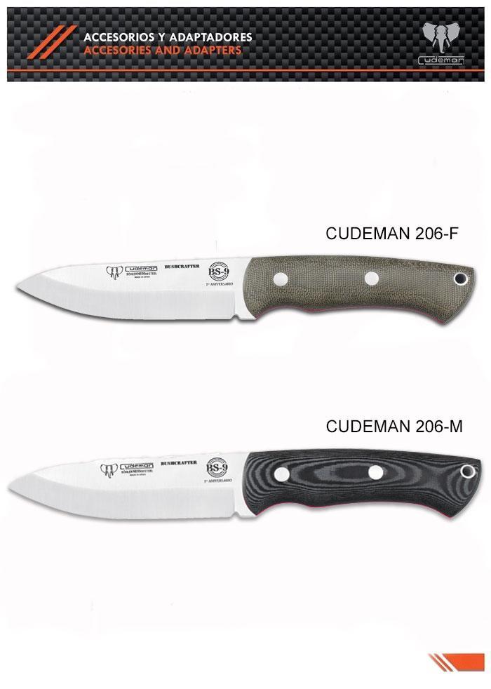 BUSHCRAFTER BS9 CUDEMAN - Cudeman