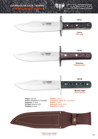 hunting knives  KNIVES BOWIE 2