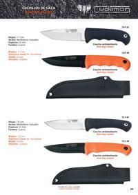 CUDEMAN HUNTING KNIVES
