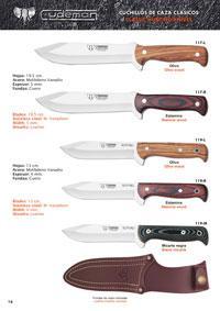 CUDEMAN HUNTING KNIVES 10