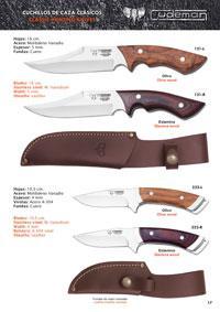 CUDEMAN HUNTING KNIVES 11