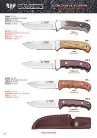 CUDEMAN HUNTING KNIVES 4