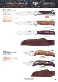 CUDEMAN HUNTING KNIVES 5