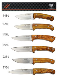 CUDEMAN OUTLET HUNTING KNIVES