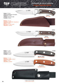 CUDEMAN HUNTING KNIVES 8
