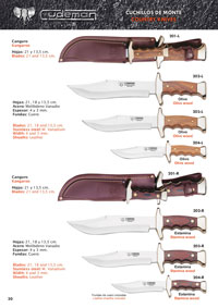 hunting knives  KNIVES OF MOUNTAIN 1