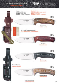 hunting knives  SURVIVAL KNIVES
