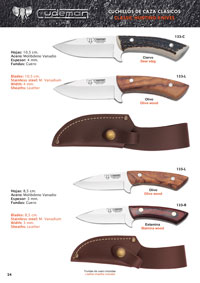 hunting knives skinners SKINNERS KNIVES 4