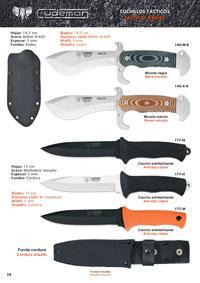 CUDEMAN TACTICAL KNIVES