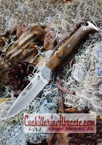 hunting knives  MT-4 WALNUT WOOD