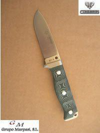 CUDEMAN KNIFE MT5 MIKARTA VERDE