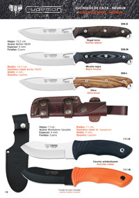 hunting knives  OPUS NESS WOLF