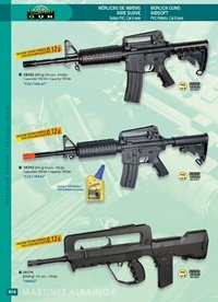 CYBERGUN RIFLES MUELLE AIRSOFT