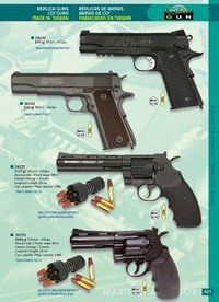 arms  STEEL BALLS PISTOLS CO2