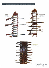 arms  SUPPORTS FOR WEAPONS