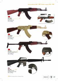 DENIX SHOTGUNS AND MACHINE-GUNS