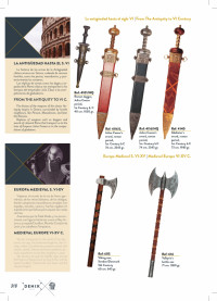 DENIX ROMAN SWORDS DENIX