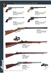 arms antique replicas NOVELTIES 2016