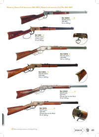 armas replicas antigas RIFLES 2
