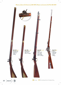 armas replicas antigas RIFLES