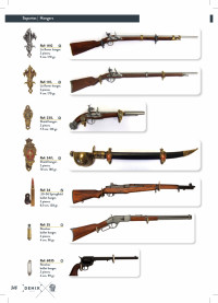 DENIX SOPORTES ARMAS