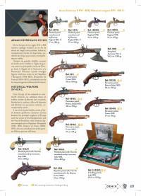 DENIX HISTORICAL GUNS S. XVI-XIX