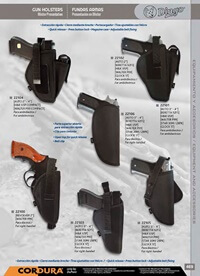 arms bags and briefcases GUN HOLSTERS