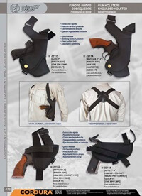 DINGO COVERS FOR GUNS UNDER THE ARM