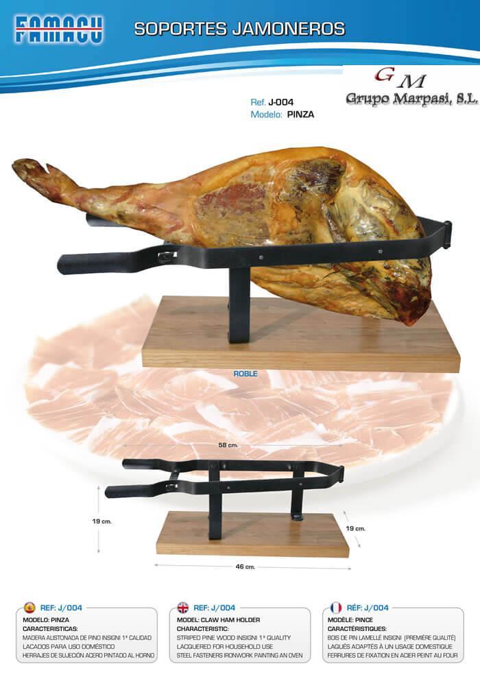 Utensili da cucina supporto prosciutto soporte jamon for Ingrosso utensili da cucina