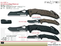pocketknives tactical ALSR RESCUE