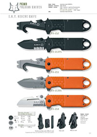 pocketknives tactical ERT RESCUE KNIFE